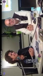 Annemiek In Conclaaf met Jeroen Ghuijs